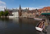 Brugge Belgium — Stock Photo