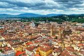 Vista de florencia, italia — Foto de Stock