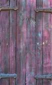 Old medieval door — Stock Photo