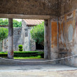 Ruins of a house in Pompeii, Italy — Stock Photo #57582751