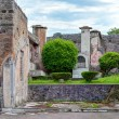 Ruins of a house in Pompeii, Italy — Stock Photo #57582753