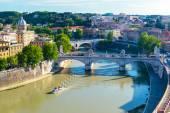 Cityscape of Rome, Italy — Stock Photo