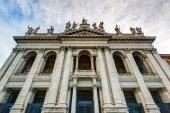 Basilica di San Giovanni in Laterano, Rome — Zdjęcie stockowe