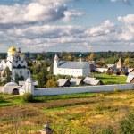 Pokrovsky monastery in Suzdal, Russia — Stock Photo #67660117