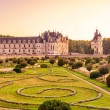 The Chateau de Chenonceau, castle in France — Stock Photo #69153591
