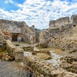 Ruins of a house in Pompeii, Italy — Stock Photo #72085519