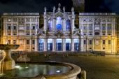 The Basilica di Santa Maria Maggiore in Rome — 图库照片