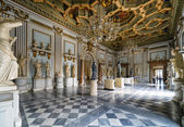 One of the halls of the Capitoline Museum in Rome — Foto Stock