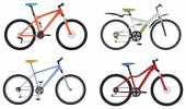 Bicycles, Part 2 — Stock Vector