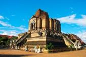 Wat Chedi Luang — Stock Photo