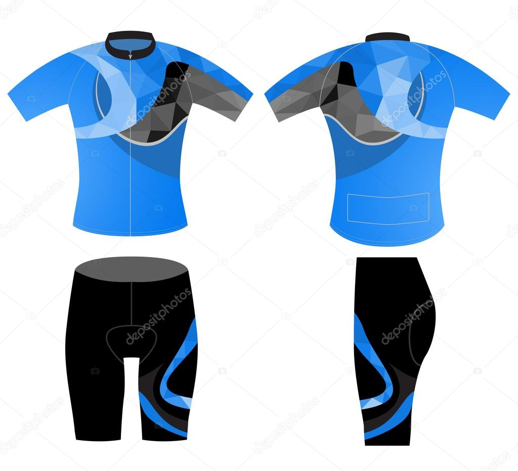 Dise o de moda de ropa deportiva archivo im genes for Diseno de ropa