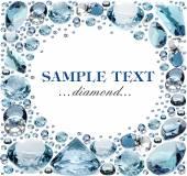 Diamonds — Stock Photo