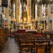 ������, ������: Altar in the cathedral Dutch city of Den Bosch