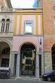 Costruzione Consolato di Grecia in Italia. Bologna — Foto Stock