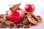 Christmas ingredient — Foto Stock