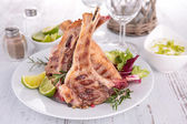 Lamb chop — Stock Photo