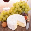 Cheese and grape — Stock Photo #56252239