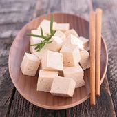 Fresh tofu — Stock Photo