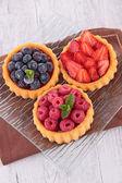 Tarta de frutas — Foto de Stock