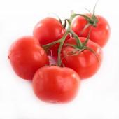 Tasty fresh tomatoes — Stock Photo