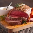 Roasted beef fillet — Stock Photo #68560101