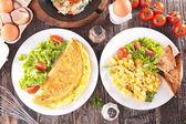 Tasty and healthy breakfast — Stock Photo