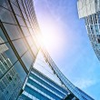 Modern office towers — Stock Photo #55520185
