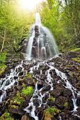 Trusetal Waterfall — Stock Photo