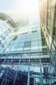 Highrise building from below — Stock Photo