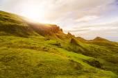 Σκωτσέζικες ορεινές περιοχές — Φωτογραφία Αρχείου