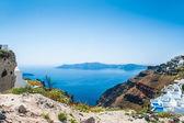 Santorini island, Greece. — Stock Photo