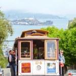������, ������: Cable car San Francisco
