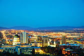 Salt Lake City — Stockfoto