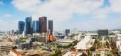 Los angeles stadsbild — Stockfoto