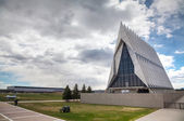 Air Force Academy in Colorado Springs — Stock Photo