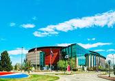 Pepsi Center in Denver — Stock Photo