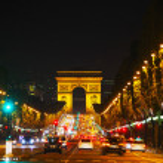 Arc de Triomphe de l'Etoile — Stock Photo #58789905