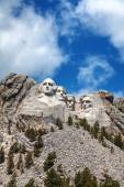 Mount Rushmore monument — Stock Photo