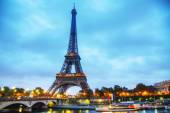 Paysage urbain de paris — Photo
