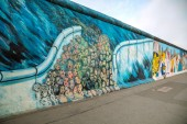 Mauer berlin — Stockfoto