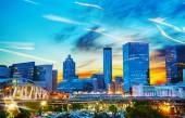 Downtown Atlanta — Stockfoto