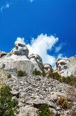 Mount Rushmore monument — Stock Photo
