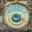 The Prague Astronomical Clock — Stock Photo #61616929