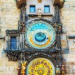 The Prague Astronomical Clock at Old City Hall — Stock Photo #61617161
