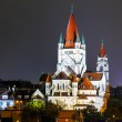 St. Francis of Assisi Church in Vienna, Austria — Stock Photo #61617437