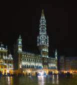 Grand Place in Brussels — Stock Photo