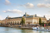 D'Orsay museum in Paris, France — Stock Photo