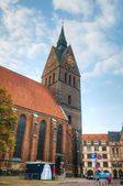 Marktkirche church in Hannover, Germany — Stock Photo
