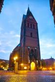 Marktkirche in Hannover, Germany — Stock Photo