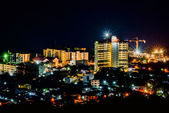 Hua Hin nightscape Thailand — Stock Photo
